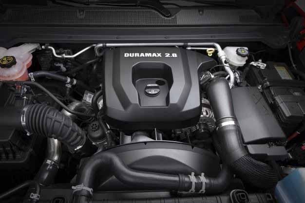 Chevrolet-Colorado-Duramax-TurboDiesel-engine