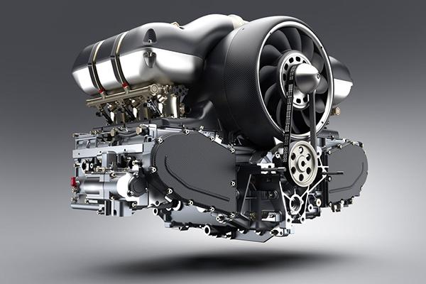 engine car