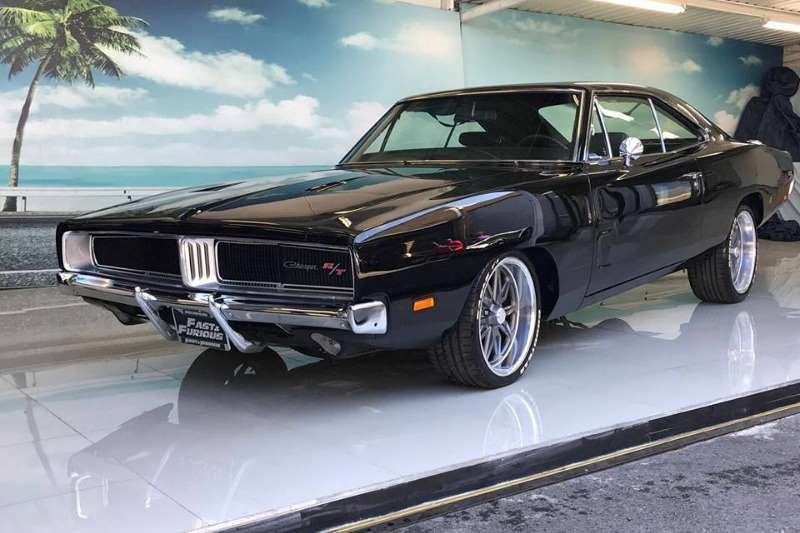 Dodge Charger R/T (1969)new
