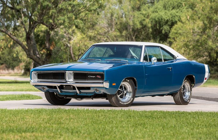 Dodge Charger R/T (1969)newpic